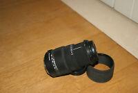 OBIETTIVO Sigma 50-200mm 1:4-5.6 DC HSM stabilizzato lens per Canon EOS