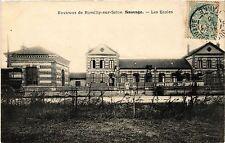 CPA Environs de Romilly sur Seine, Sauvage-Les Ecoles (491474)