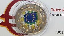 2 euro 2015 CIPRO couleur farbe color cor flag Chypre Cyprus Zibrus Zypern Кипр