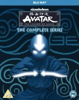 Nuovo Avatar - The Last Airbender Serie 1 A 3 Blu-Ray (8315973)