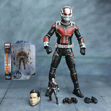 Marvel Select Avengers ANT-MAN Unmasked Disney Exclusive Action Figure