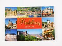 Heidelberg Schloss Sights Fridge Foto Magnet,Germany Deutschland,Reise Souvenir