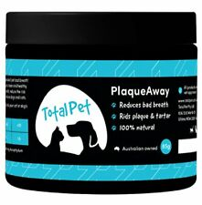 Total Pet Plaque Away for Dogs & Cats Plaque Off 85g