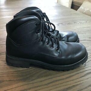 BRAHMA Mens Work Boots  Size: 10.5 W (Wide). Worn Once!