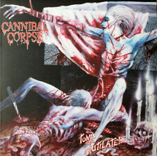 Cannibal Corpse 'Tomb of the Mutilated' Vinyl - NEW