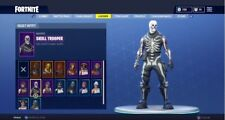 Fortnite Random 20+ skin working Account's with potential rare skins v5.