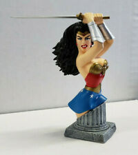 HIPPOLYTA: Women of DC Mini Bust! #549 - Wonder Woman design!