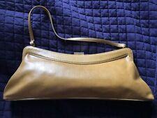 DKNY Mustard Leather Bag Stunning