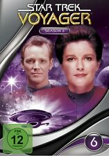 7 DVDs *  STAR TREK - VOYAGER - Komplett Season / Staffel 6 - MB  # NEU OVP +
