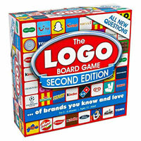Logo Board Game Second Edition, Identify, logos, brands, packaging, flavours...