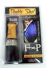 Field Proven Double Shot Hybrid Double Reed Duck Call 7659-3