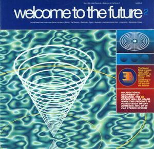 Welcome To The Future 2 CD (Vibes & Wishdokta, Foul Play, Hypnotist, Shamen)
