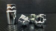WHEEL LOCKS 14X1.5 OPEN END BULGE ACORN | 8x6.5 | CHEVY GMC SILVERADO HUMMER