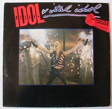 BILLY IDOL   (LP 33 Tours)  VITAL IDOL