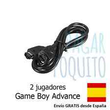 Cable 2 dos jugadores Game Boy Gameboy Advance Nintendo game gaming GBA GBASP SP