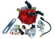 REDUCER VAPOURISER AC Stag R01 250 HP + AC SELENOID VALVE SEQUENCE VERDAMPFER