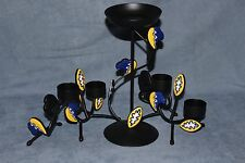 Partylite Trio Provence Tealight/Pillar Candle Holders