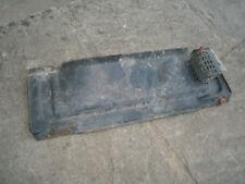 Lancia Montecarlo Scorpion Heater Aitbox Scuttle Panel with resistor