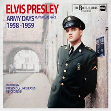 Elvis Presley -Army Days Revisited 1958-59 & 1959-60 [CD Elvisone - Part 1 & 2]