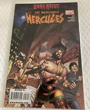 The incredible Hercules Dark Reign Marvel comic #127