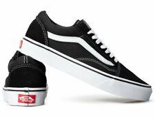 Vans Old Skool Black Leder / Textil VN000D3HY28 Unisex Gr.36 - 45 EU