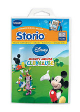 Vtech Storio Mickey Mouse Clubhouse Reading Games for 5-7yrs