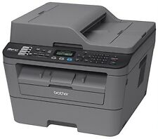 All In One Wireless Printer Laser Printing Scanner Copier Fax Machine Copy Print