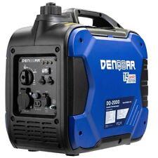 DENQBAR Inverter Stromerzeuger 2,0 kW Digitaler Generator 4Takt DQ-2000