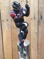 ATLANTA FALCONS Tap Handle Michael Turner Beer Keg NFL FOOTBALL Black Jersey