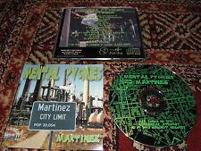 MENTAL PYGMIES - MARTINEZ - CD ALBUM 1997