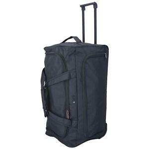 TheTrueC Rollenreisetasche 71cm schwarz