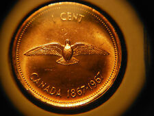 1967 One Cent *** GEM
