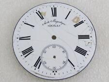 White Porcelain Dial 58mm (Watch-face) Doxa Antique Swiss Pocket Watch Original