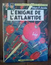 L'énigme de l'Atlantide - DARGAUD - 1965