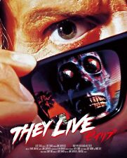 They Live Limited Edition Blu-ray Soundtrack CD From Japan