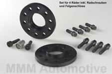 H&R ABE Spurverbreiterung schwarz 24/40 mm Set BMW 1er F20,F21 1K2,1K4 Spurplatt