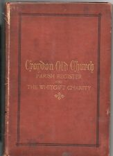 More details for croydon old church- parish register & the whitgift charity