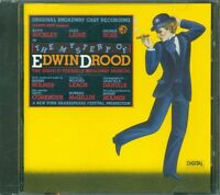 The Mistery Of Edwin Drood Original Broadway Cast (Betty Buckley) Cd Eccellente