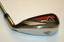 Callaway Razr X HL 4 iron with Callaway True Temper M-10 XP Uniflex steel shaft