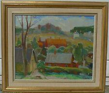 ESKIL SKANS 1905-1989  - Dorf in Südschweden -