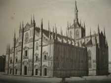 ITALIE PITTORESQUE / LOMBARDIE Cathédrale de Milan