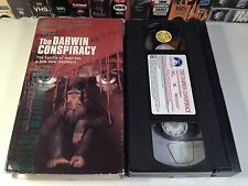The Darwin Conspiracy Rare Sci Fi Thriller TV Movie VHS 1999 OOP HTF