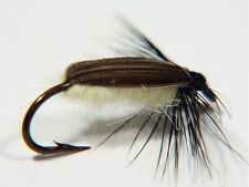 3 x mouches sedge colorado H10 fliegen mosca fly