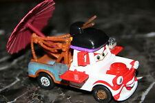 "DISNEY PIXAR CARS 2 ""KABUKI  MATER"" BRAND NEW, LOOSE, DELUXE MODEL, 1:55 SCALE"