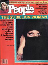 People Magazine May 2 1983  $3 Billion Saudi divorce  Twiggy; Randy Newman