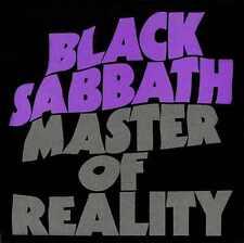 Black Sabbath - Master Of Reality vinyl LP IN STOCK NEW/SEALED