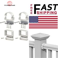 Fencing Clips Amp Brackets Ebay