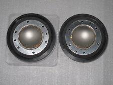 Peavey 22XTRD, 22T, 22XTM 22XT+ 2200  RX22 x 2 Replacement Speaker diaphragms