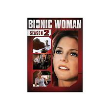 Bionic Woman Season Two 0025192075391 With Lindsay Wagner DVD Region 1