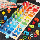 Fishing+Counting+Montessori+Math+Toys+Wooden+Numbers+Shape+Educational+Kids+Toy